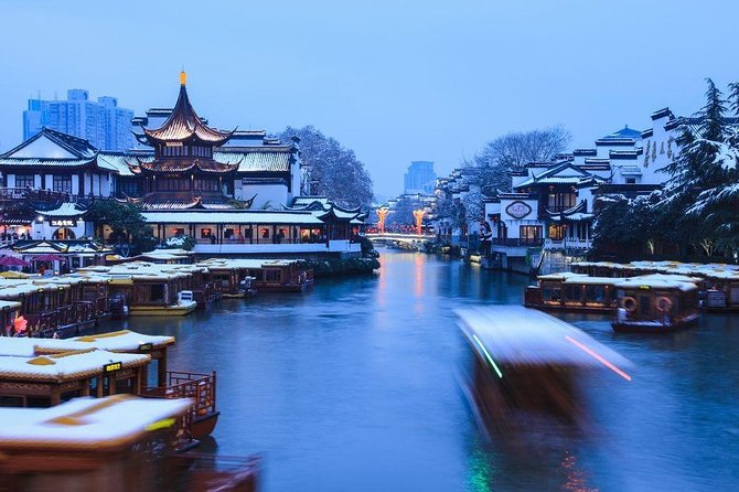 All-inclusive Customized Nanjing Layover Tour