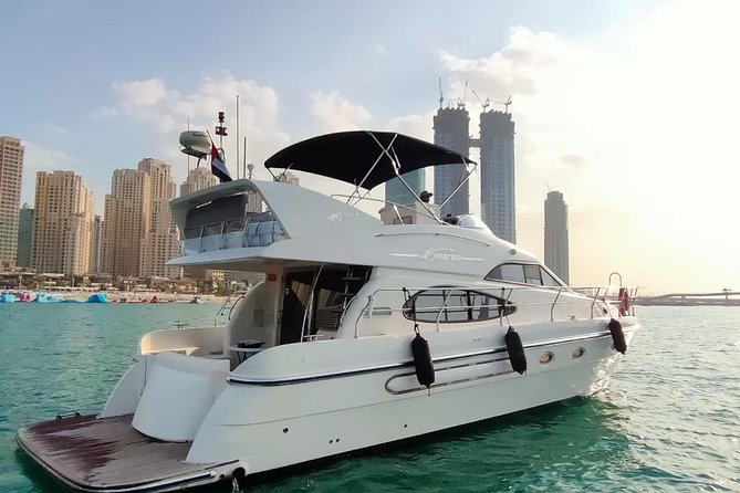 Crucero Nanje Yachts en Dubai