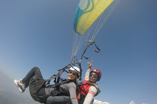30 Minutes Paragliding in Pokhara Nepal