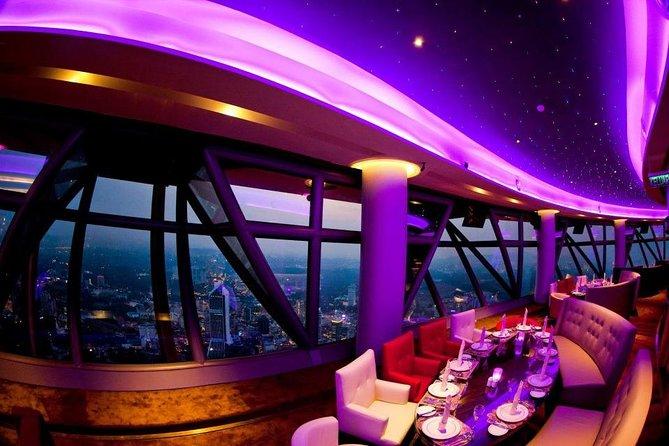 KL Tower Dinner Tour @ Atmosphere 360 Revolving Restaurant