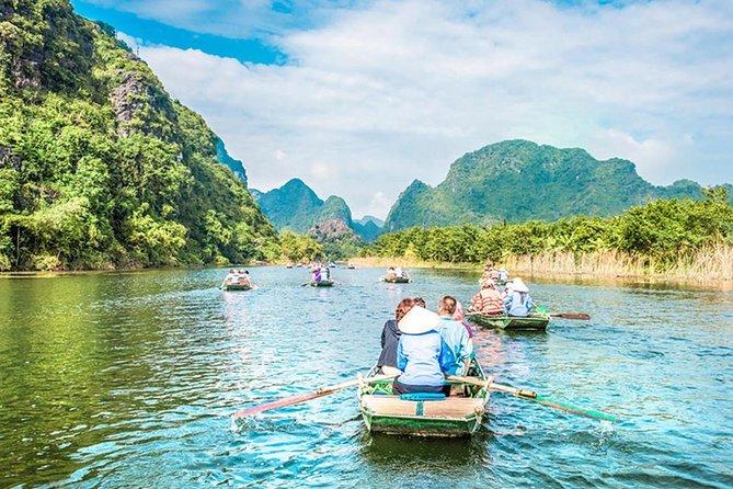 Hanoi - Halong bay on cruise - Baidinh- Trangan 4 days 3 nights from Hanoi