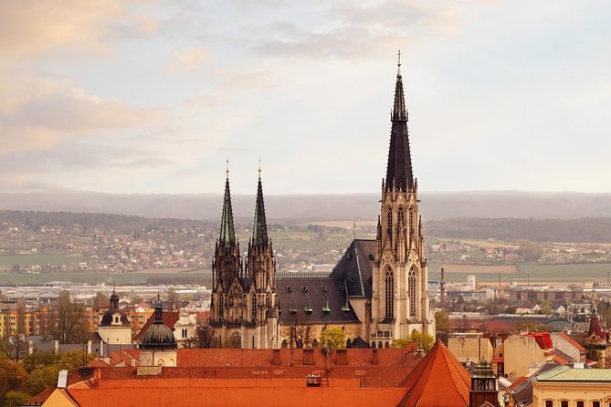 Krakow Private Transfer from Prague with sightseeing in Kutna Hora and Olomouc