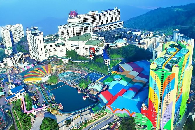 Genting Highlands Day Tour Include 2-way Cable Car Tickets