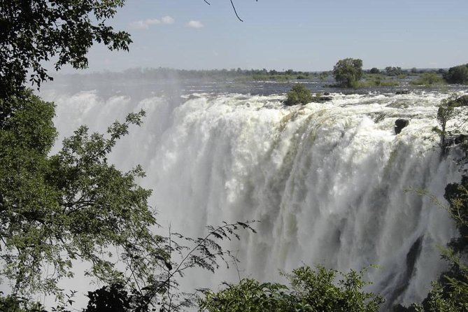 Guided Tour Of The Falls Zambia