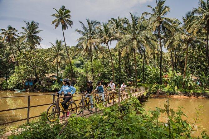 BLive Electric Bike Tours - Village Vistas of Cansaulim
