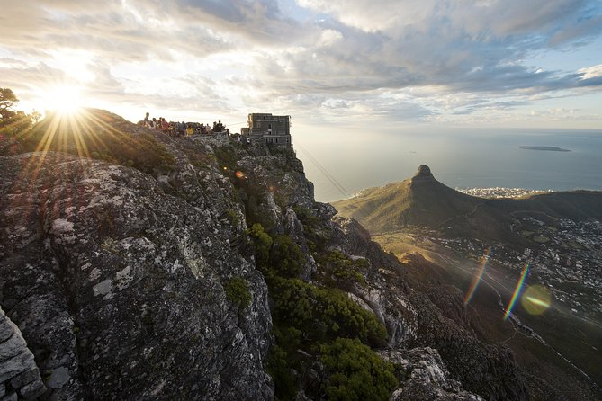 Half Day (Afternoon) Table Mountain and Cape Town City Tour