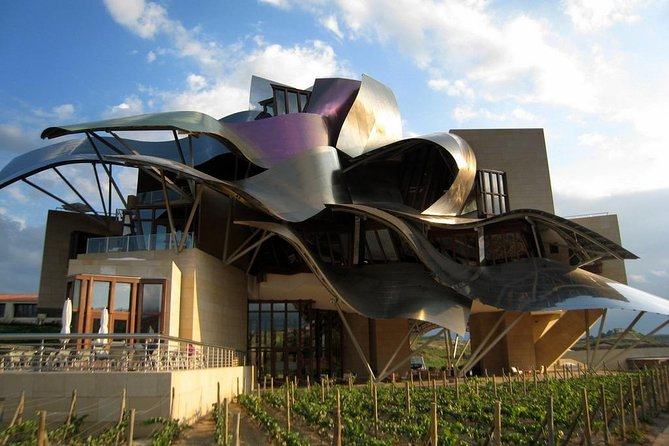 4 Tage Baskenland Tour: San Sebastian, Biarritz, Bilbao und Rioja