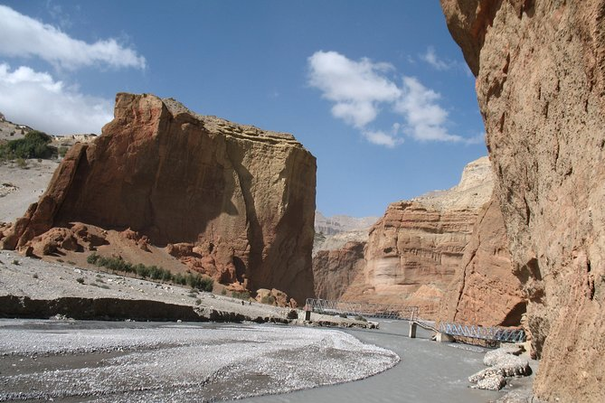 Upper Mustang Trek- 17 Days