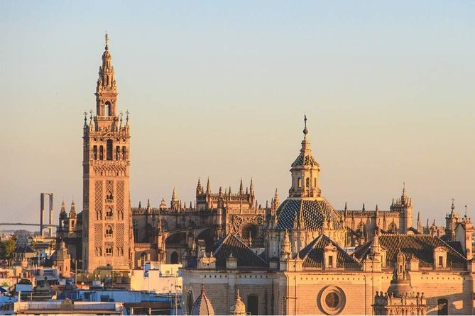 Seville Alcázar, Cathedral and Giralda Skip-The-Line Guided Tour