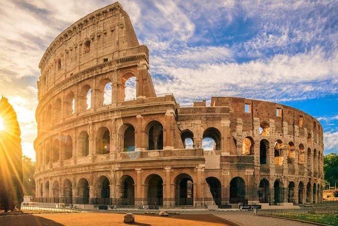 Colosseum Early Morning Guided Tour – ROME