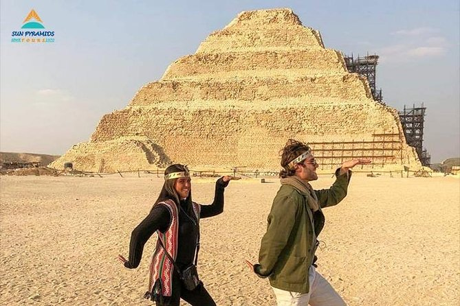 Tour to Pyramids, Sakkara & Dahshur photo 11