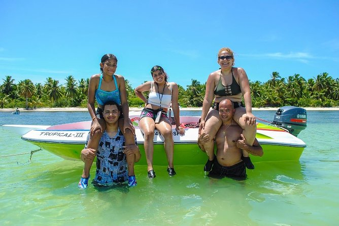 Speedboat & Snorkeling from Punta Cana