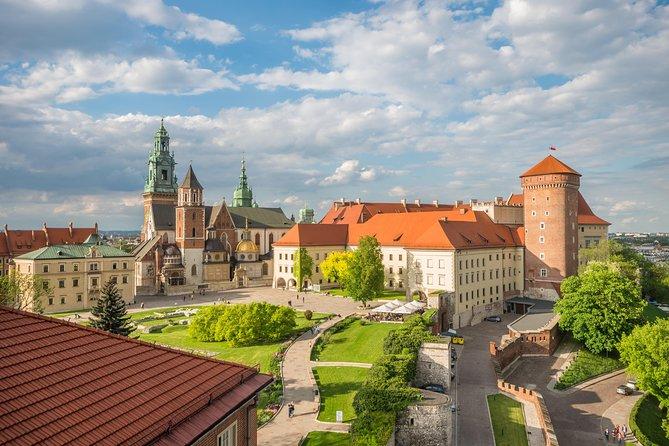 Cracóvia - Excursão guiada pelo Castelo de Wawel