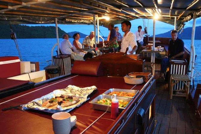 Dinner Cruise by June Bahtra at Phang Nga Bay