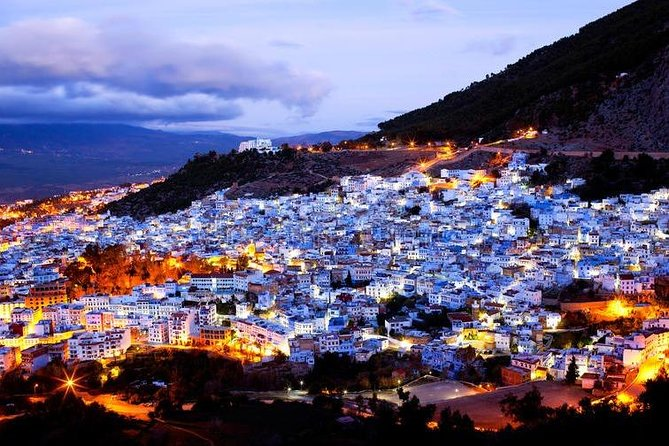 private transfer from fez to chefchaouen