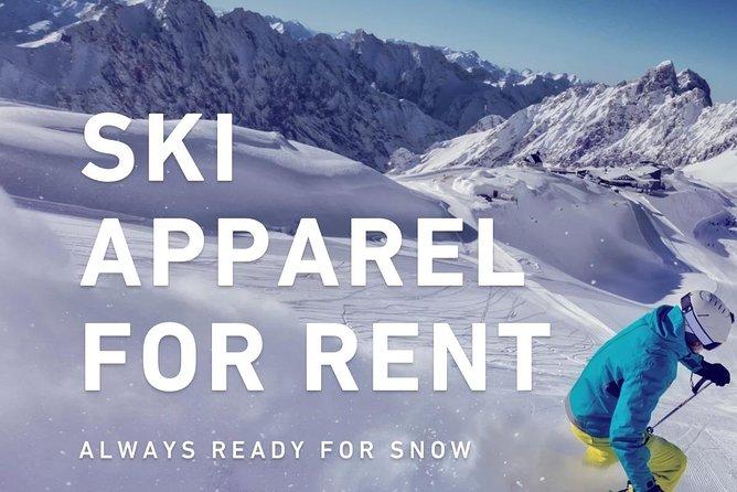 Ski Clothing for Rent