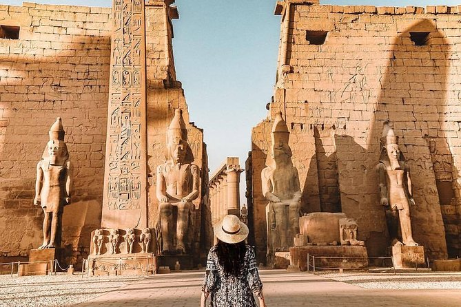 Private Day Trip To Luxor From Cairo By Plane With Lunch