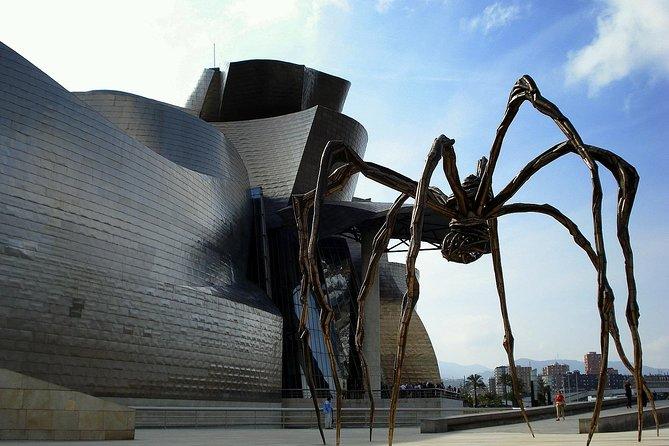 Recorrido privado por Bilbao y visita al Museo Guggenheim