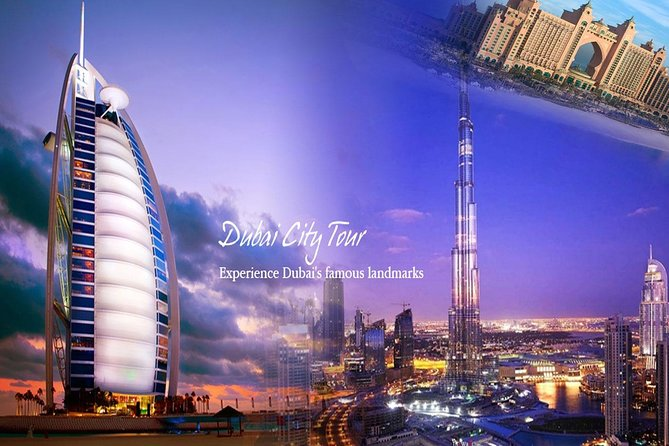 Dubai City Tour + Desert Safari With BBQ Dinner + Dhow Cruise With Dinner