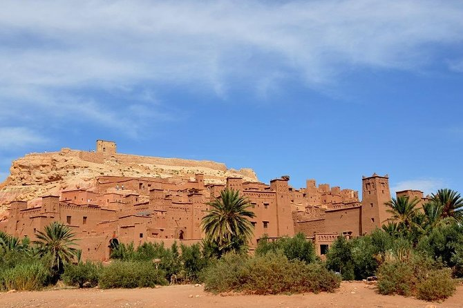 Excursion to Kasbah Aït Ben Haddou