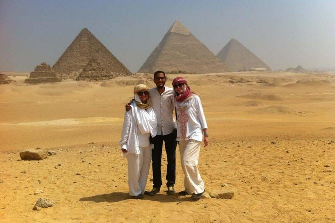 4- Hours To Giza Pyramids With Camel Ride photo 9