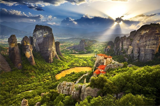 4.Meteora Daytrip Private Tour from Athens