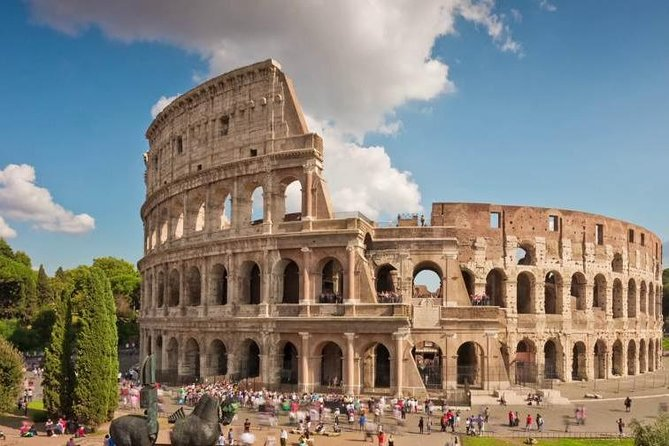 Rome by Day - car with driver Private Tour