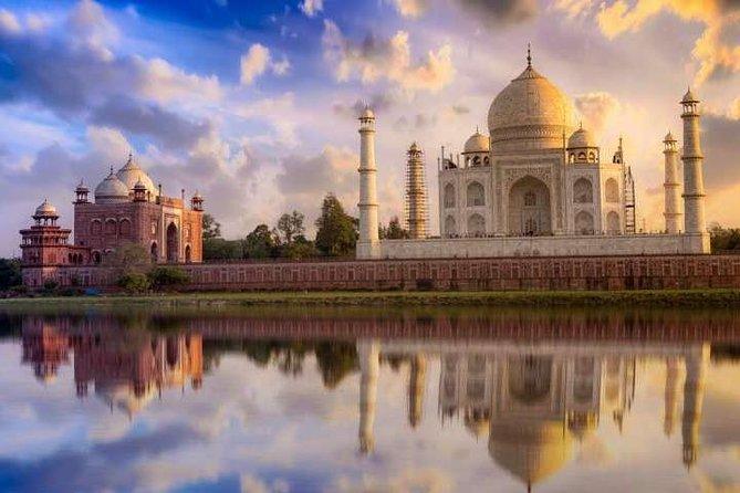 4-Days Golden Triangle Tour with Ranthambore Tiger Tour(Taj Mahal at Sunrise)