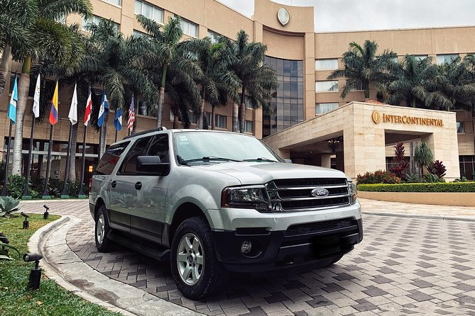 Private Vehicle and Driver for 03-Day Trip (Costa Rica)