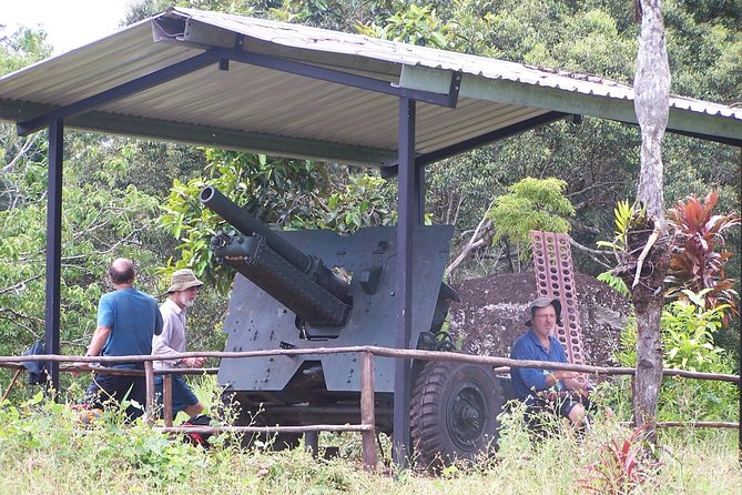 Private Tour: Full day Port Moresby WW2 Sites