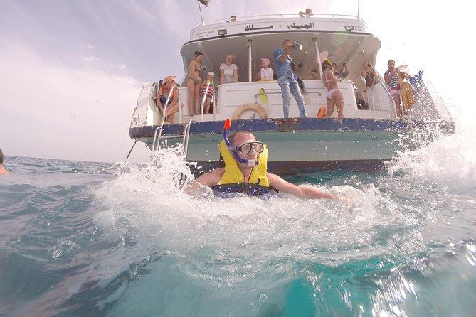 Hurghada Super Utopia Island Trip