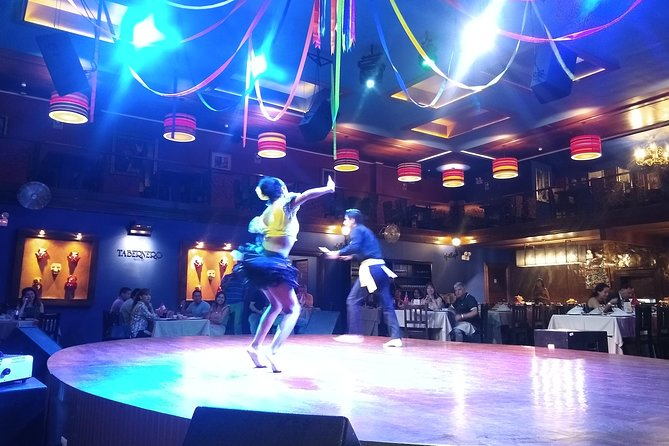 Lima Magic Night, Barranco Tour & Dinner Show of Typical Dances photo 6