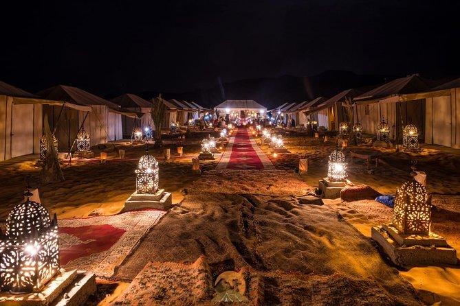 3-Day Sahara Desert Tour from Fez: Merzouga, Ait Benhaddou and Marrakech