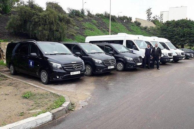 Agadir to Tafraoute transfer