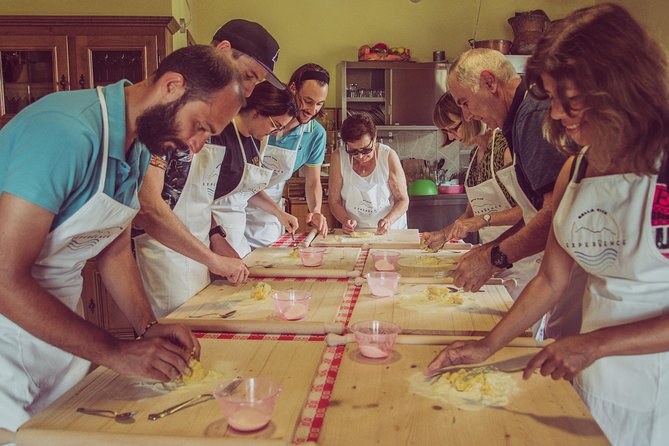Abruzzo Traditional Pasta Making with 85y old local Grandma