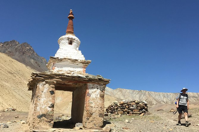 Traverse from Zanskar to Indus