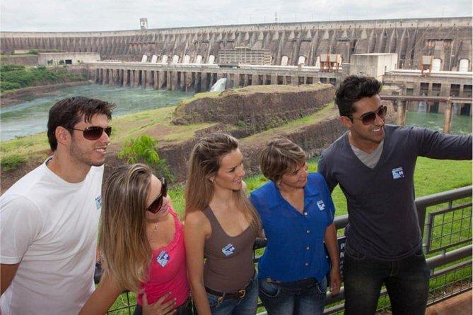 Br Falls, Bird Park, Panoramic Itaipu Tour And Shopping At Py