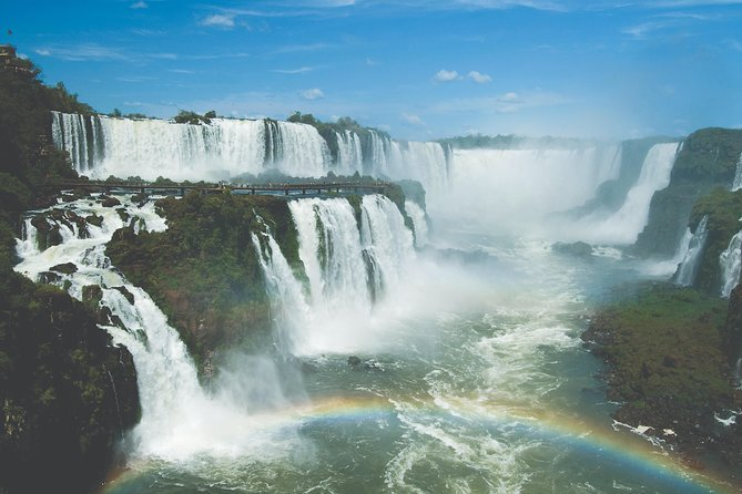 Br Falls, Bird Park, Panoramic Itaipu Tour And Shopping At Py