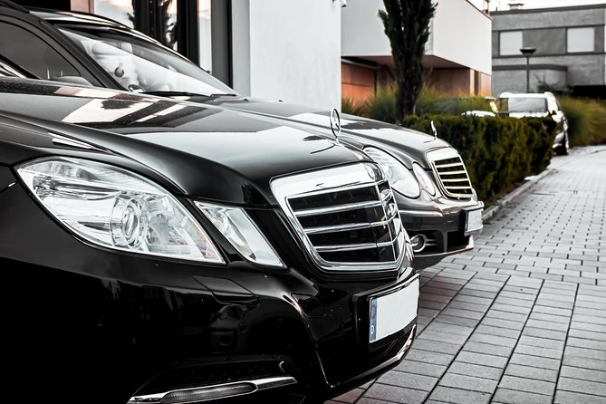 Private Business Transfer from Don Mueang Airport (DMK) to Hotel in Bangkok