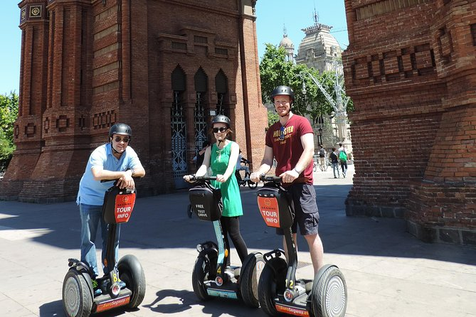 Sightseeing Segway Tour in Barcelona photo 4