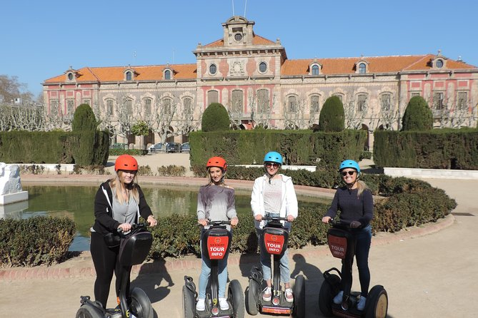 Sightseeing Segway Tour in Barcelona photo 6