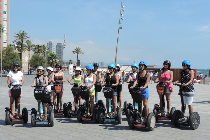 Segway Optimal 2-Hour Tour in Barcelona
