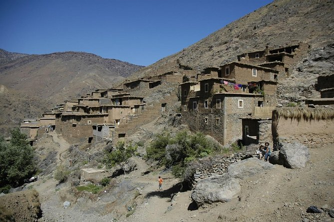 Day Trip To Ourika Valley And Atlas Mountains