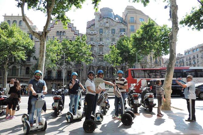 Gran Gaudi - 3H Segway tour