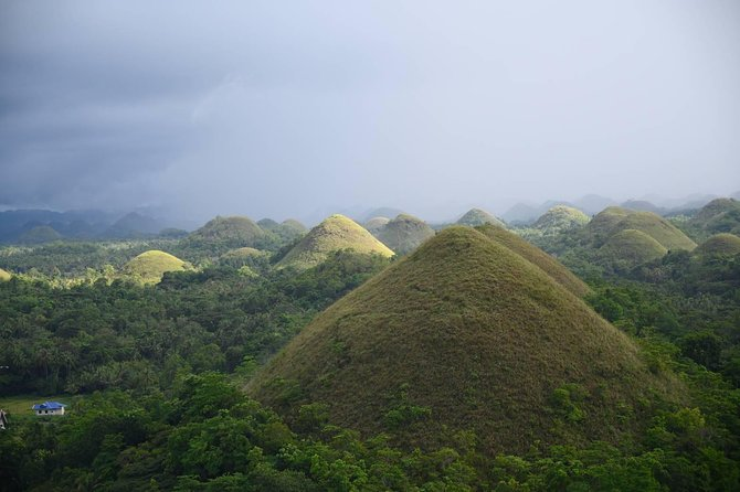 Bohol Countryside Journeys from Cebu