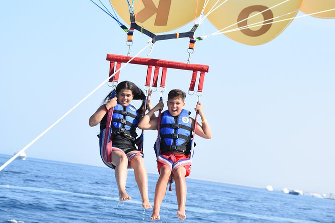 Amazing Parasailing Experience
