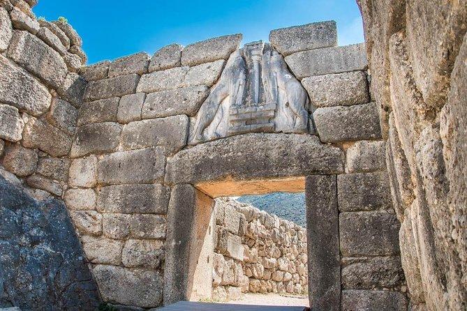 6.Mycenae and Epidaurus Ancient Theater Private Tour