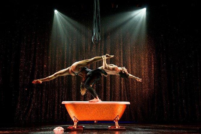 Parigi - New Paradis Latin Cabaret Dinner Show