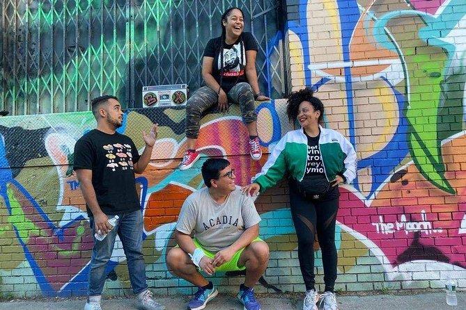 South Bronx Graffiti Tour