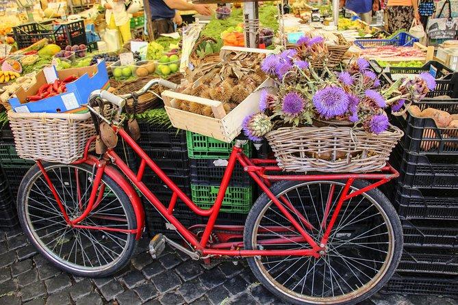 Rome Street Food & Wine Tasting Small-Group Walking Tour   Full roman experience